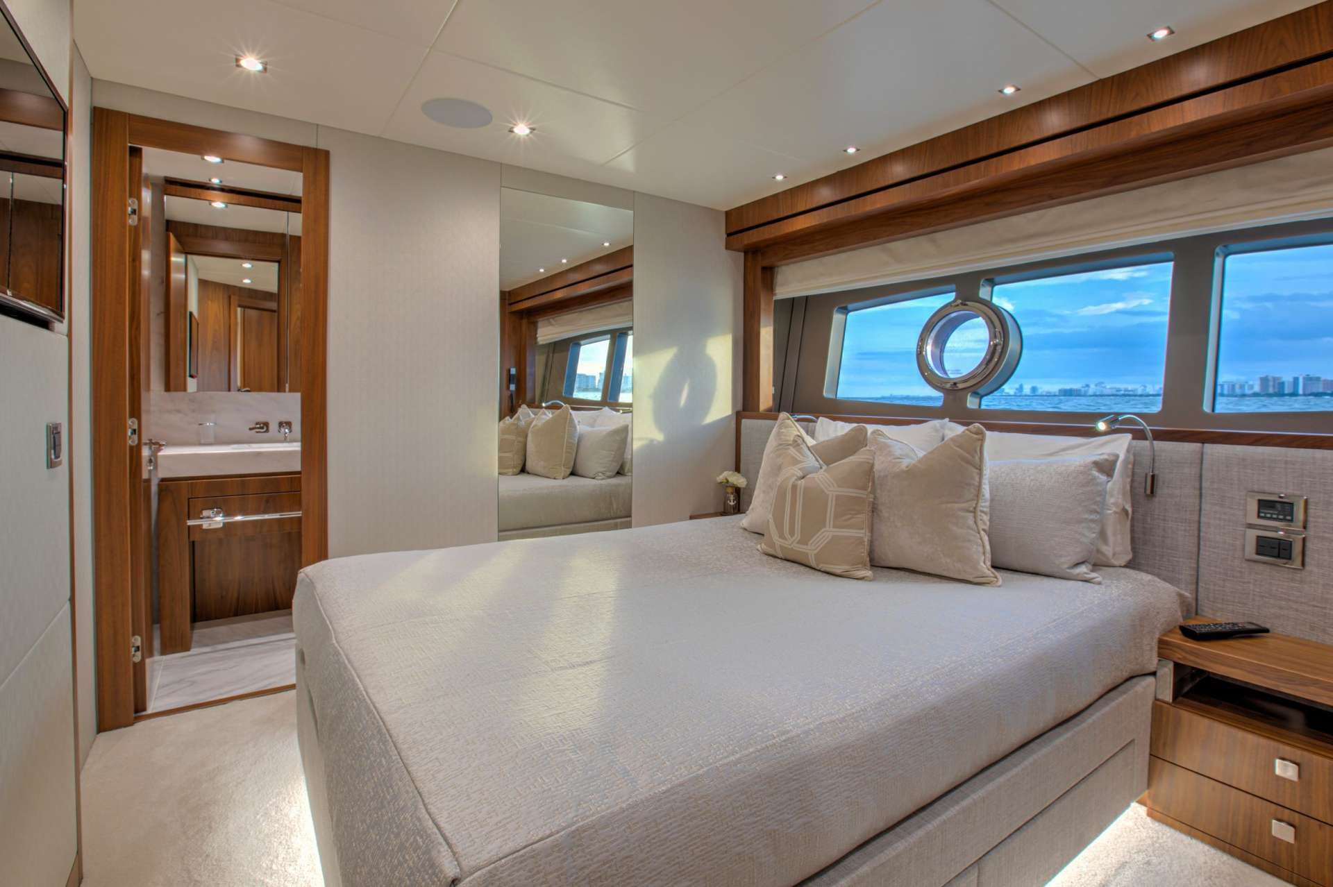 motor yacht PERSEVERANCE 3