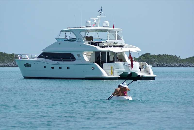 Catamaran Charter Blue Horizon