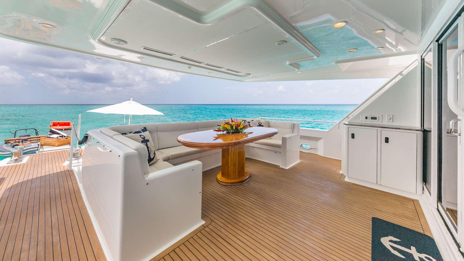 motor yacht ROGUE