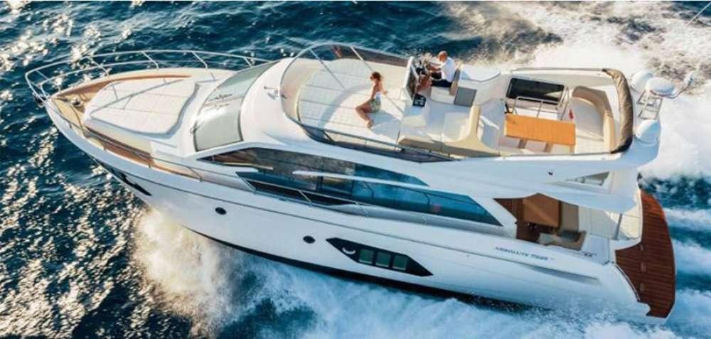 motor yacht steady rider