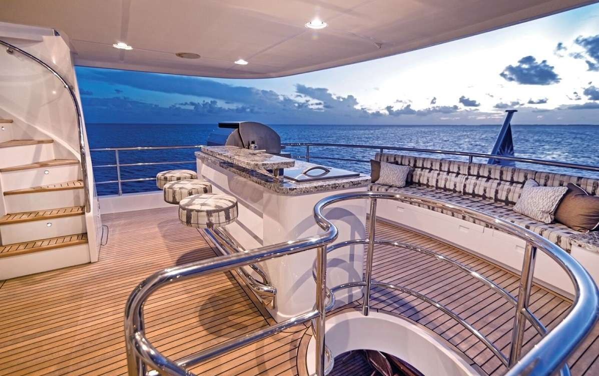 motor yacht VIVIERAE II