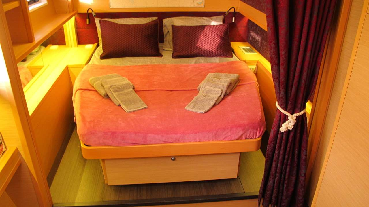 VIP Cabin port Aft