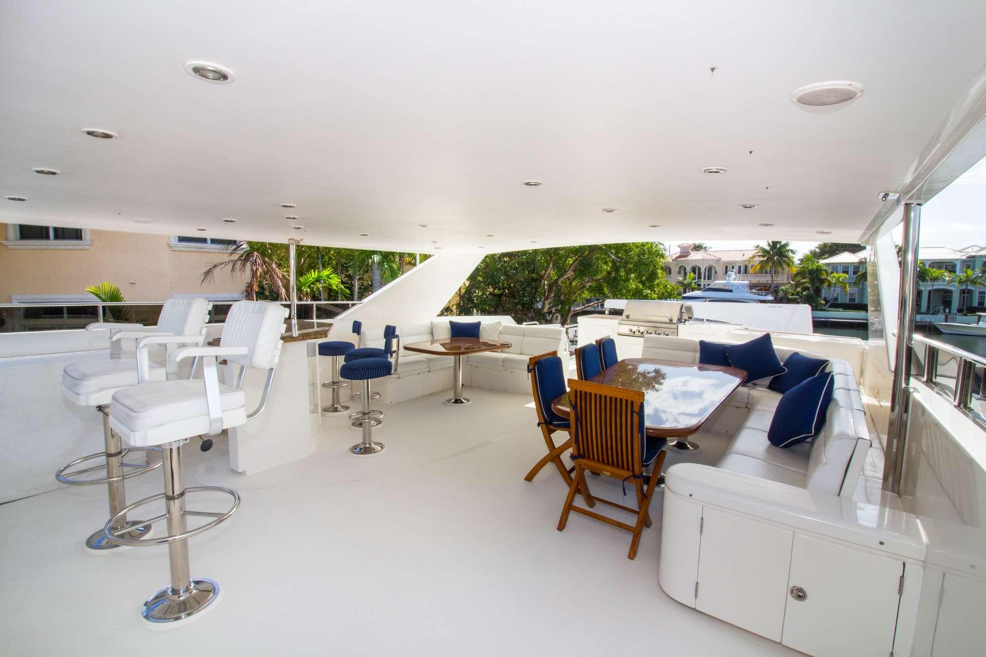 motor yacht SANCTUARY