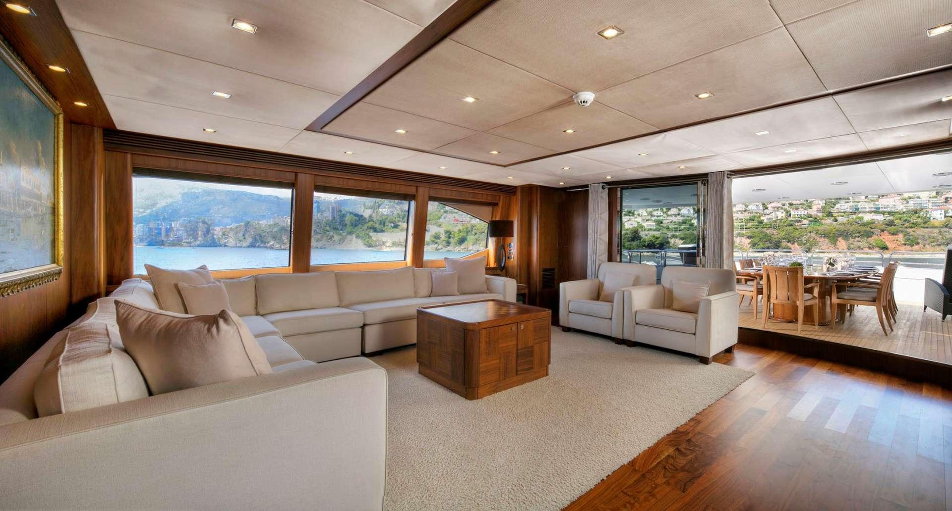 motor yacht The Devocean
