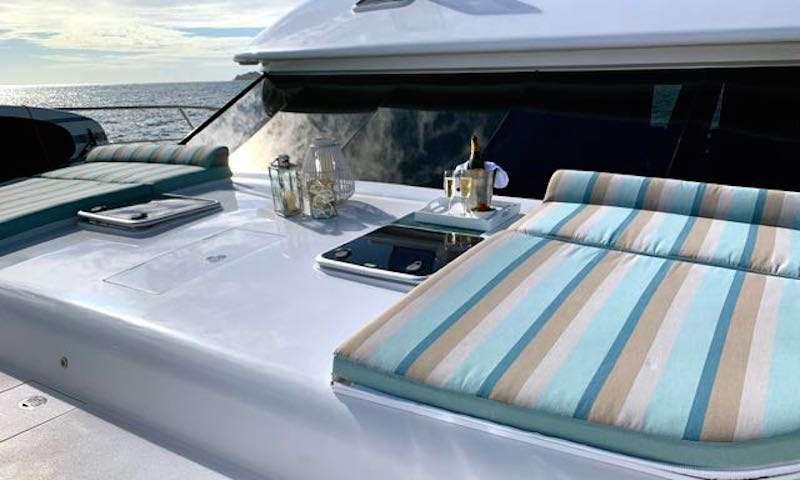 Catamaran Charter Cat Cay