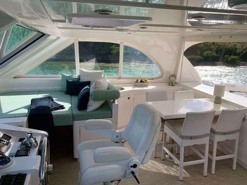 Sailing Yacht Cat Cay