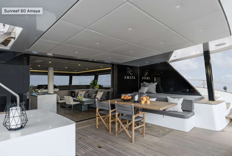 Yacht charter Amaya