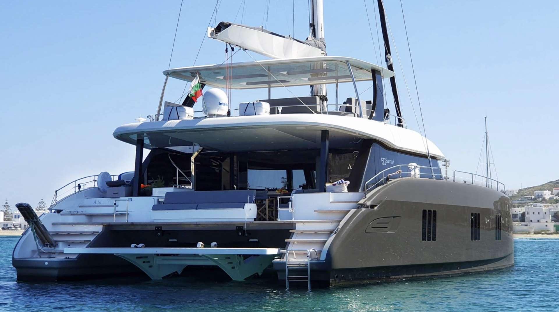 Catamaran Amaya