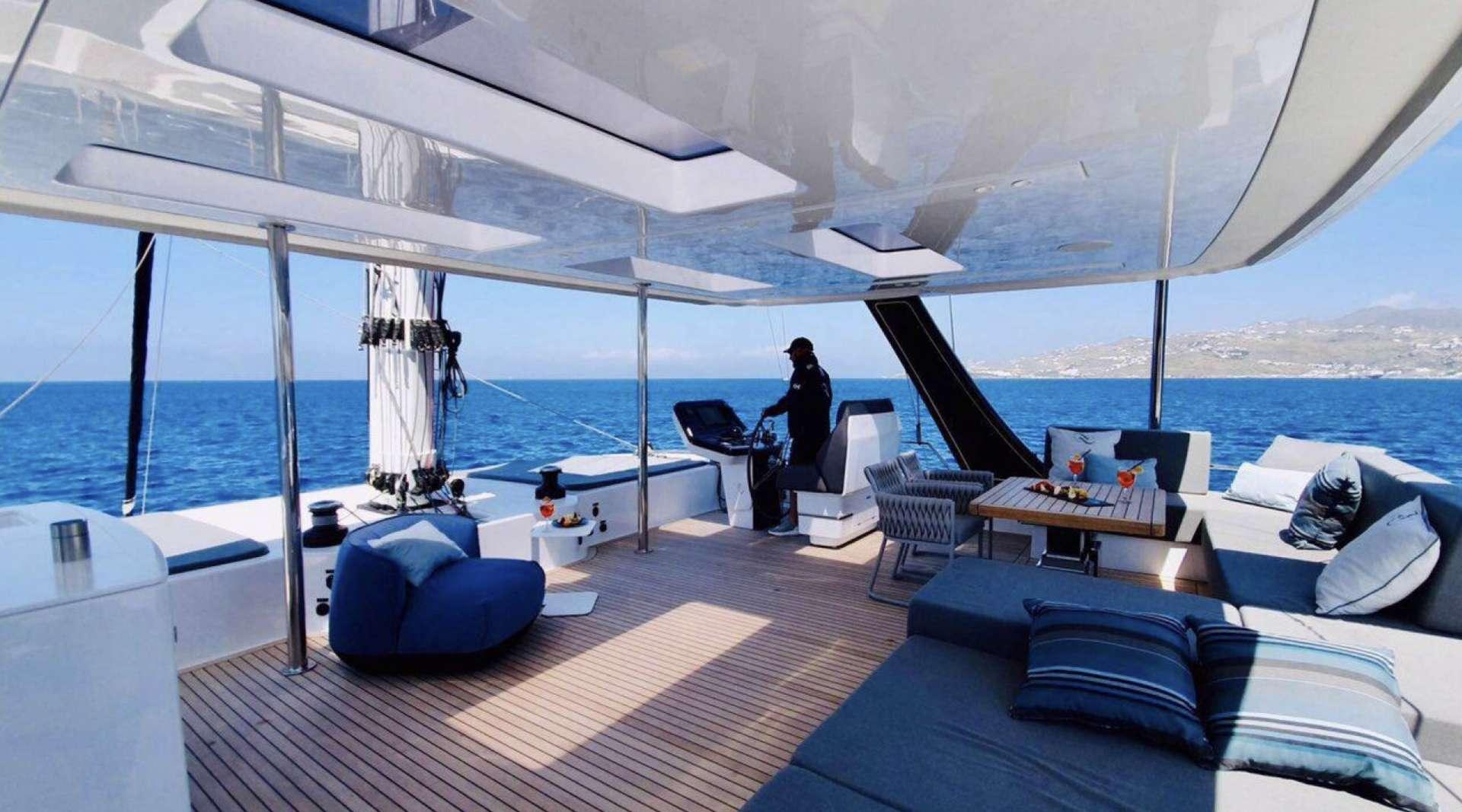 Sailing Yacht Amaya