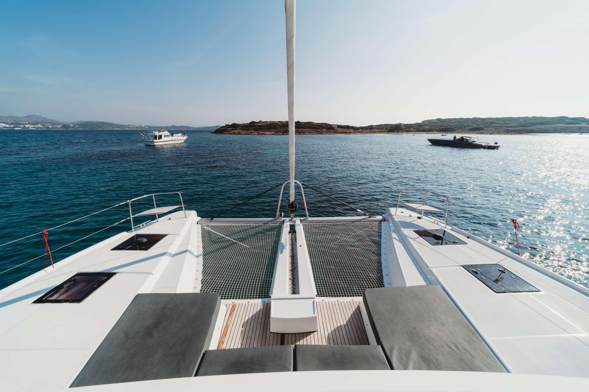 Catamaran Charter Kalimar