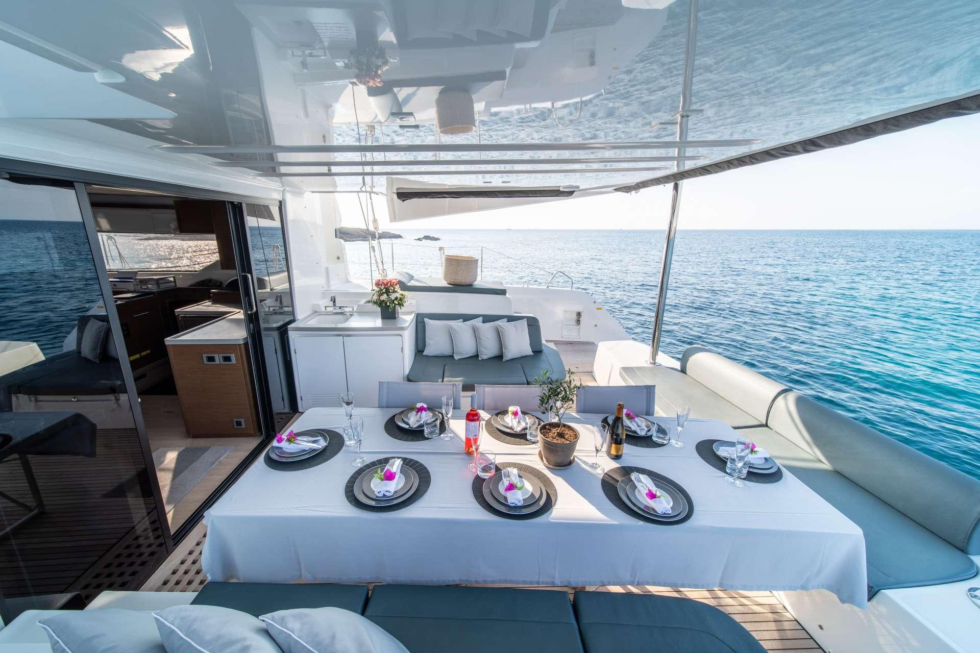 Sailing Yacht Kalimar
