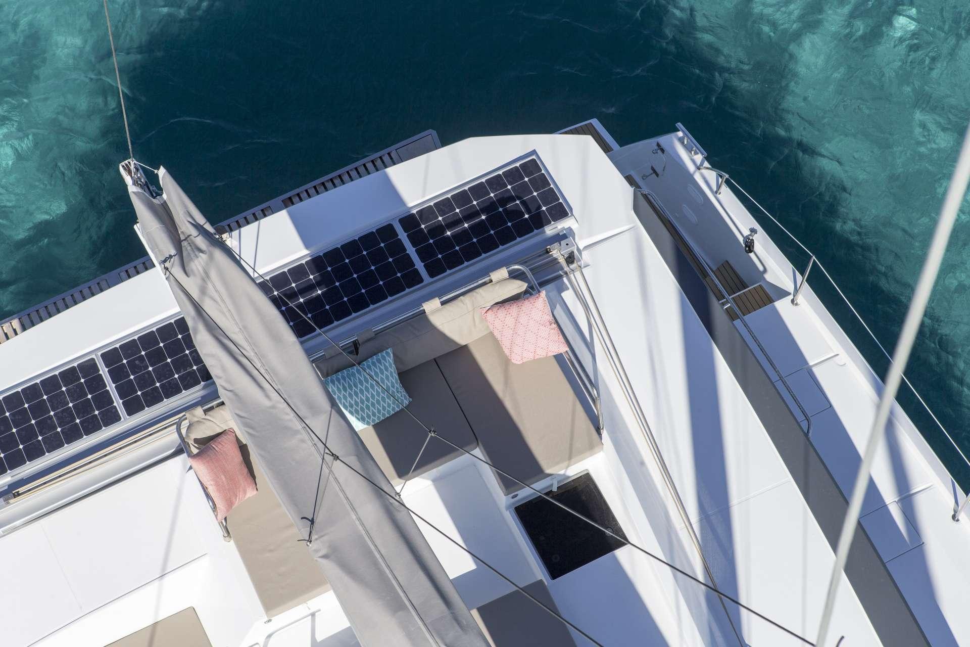 Catamaran Charter Annabella