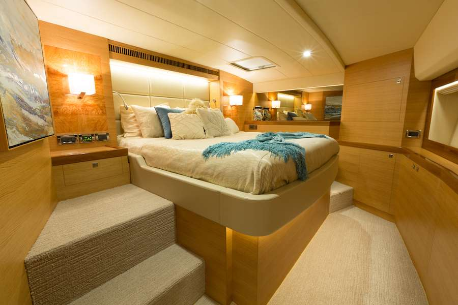 Master Queen Stateroom