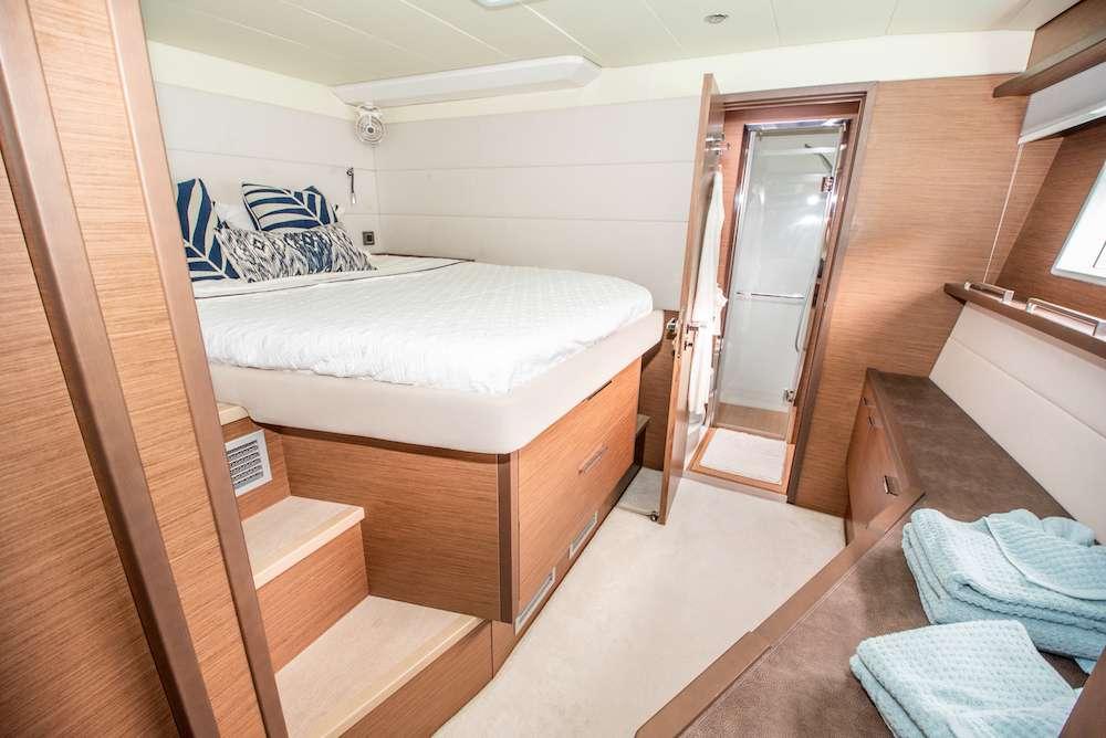 Catamaran Charter Sea Wings Ii
