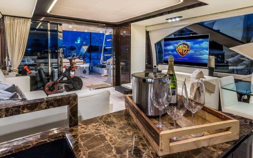 motor yacht Carpe Diem