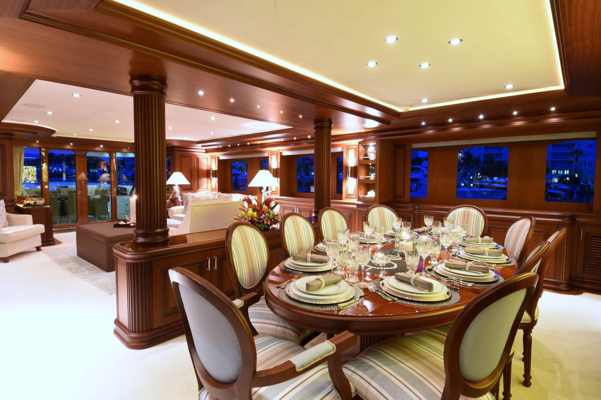 motor yacht CLARITY