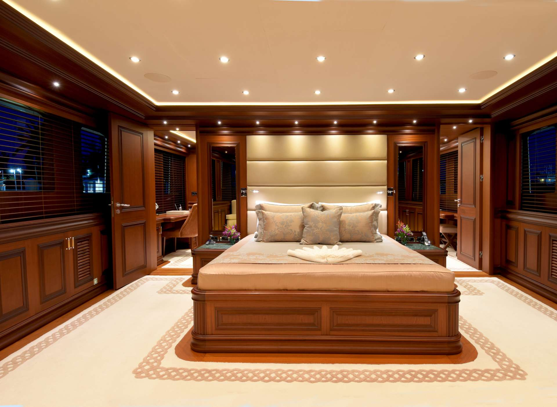 Master Stateroom, Main Deck