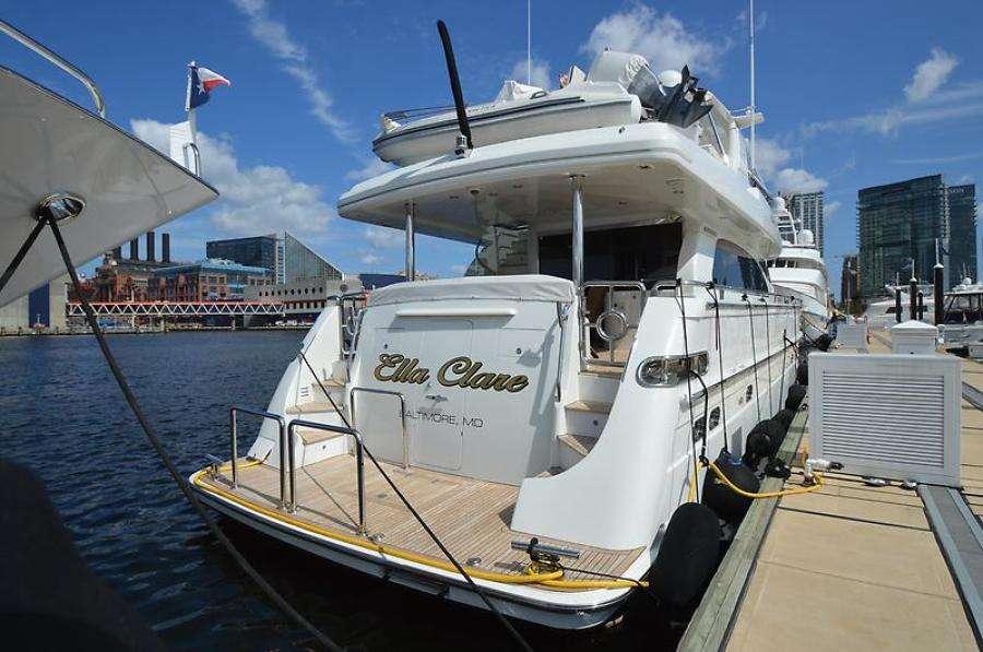 motor yacht ELLA CLARE