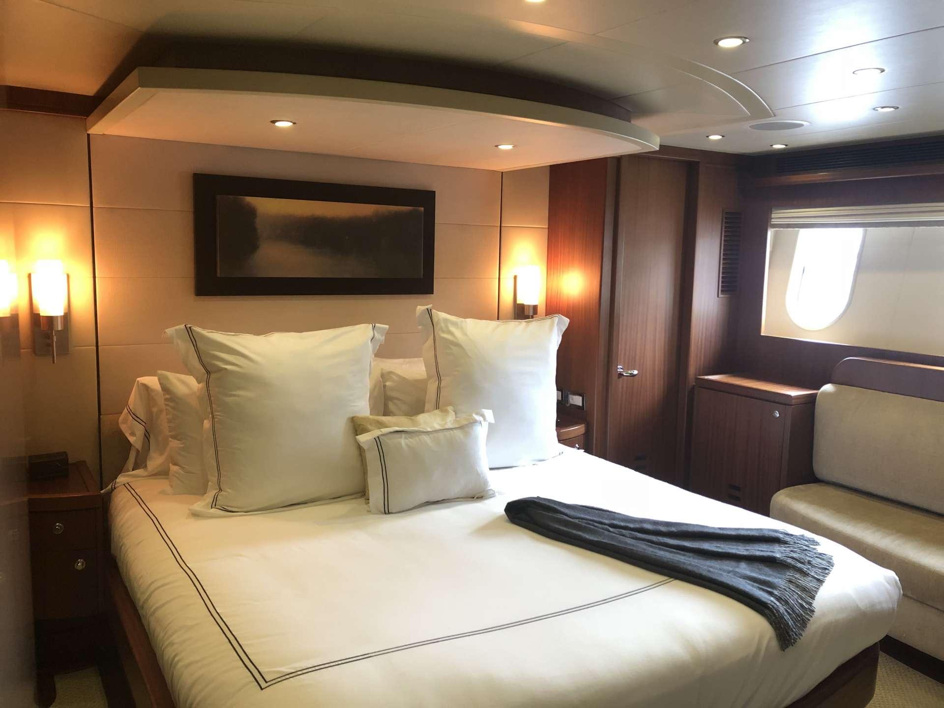 motor yacht JUS CHILL