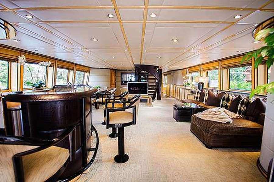motor yacht Impulsive