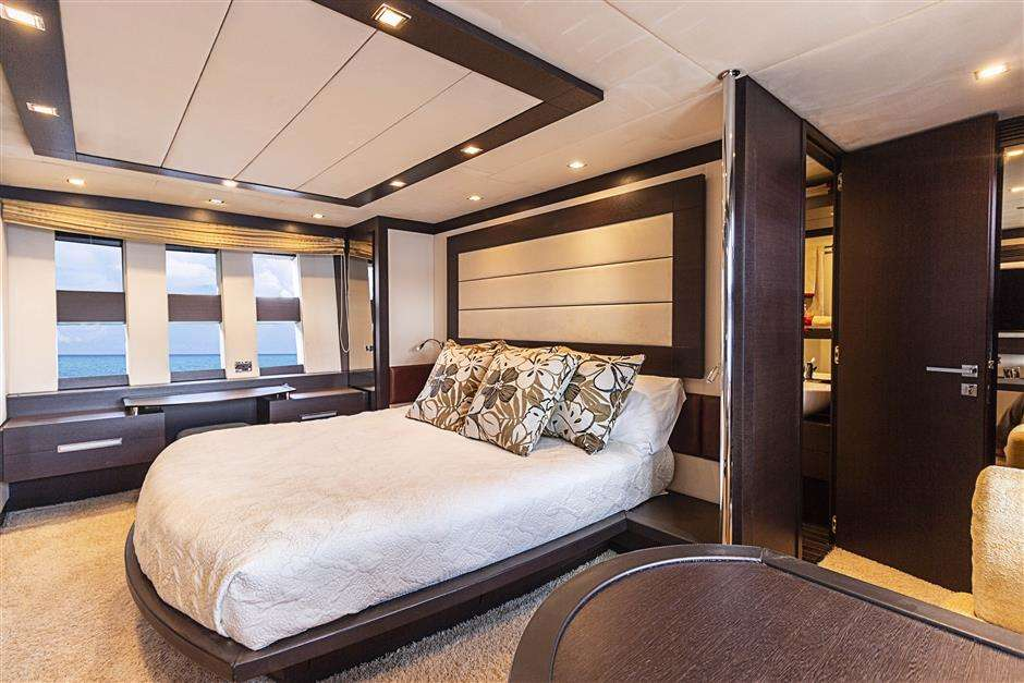 motor yacht Panthera