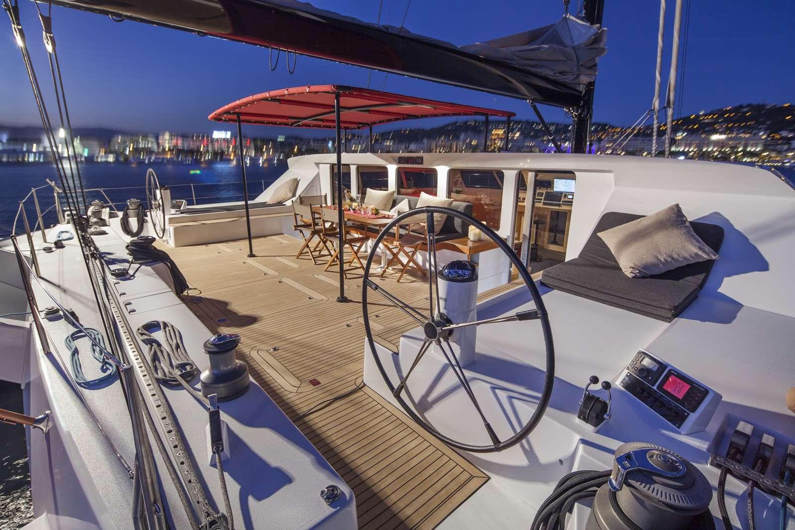 Sailing Yacht Taj