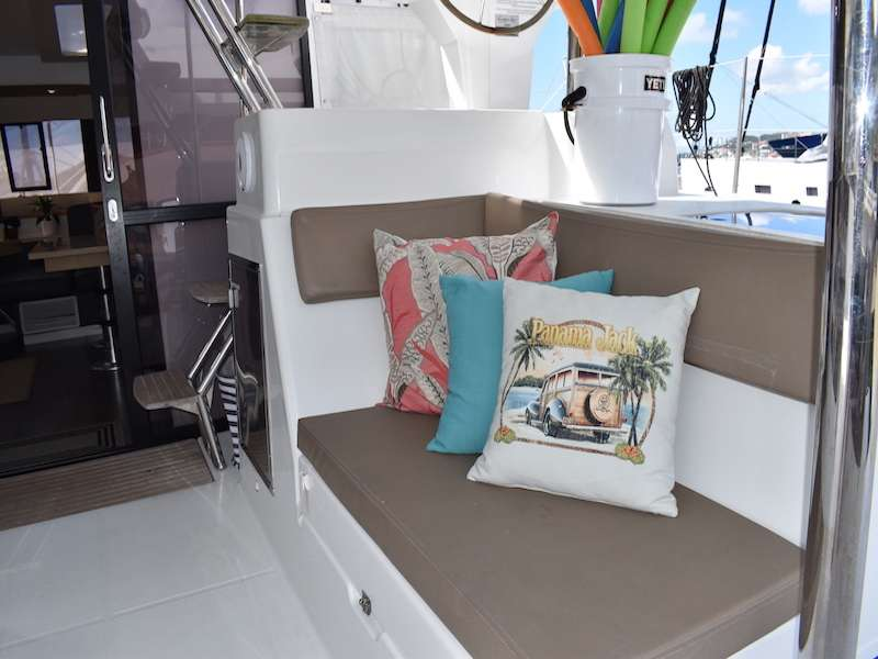 Catamaran Charter Stand By One