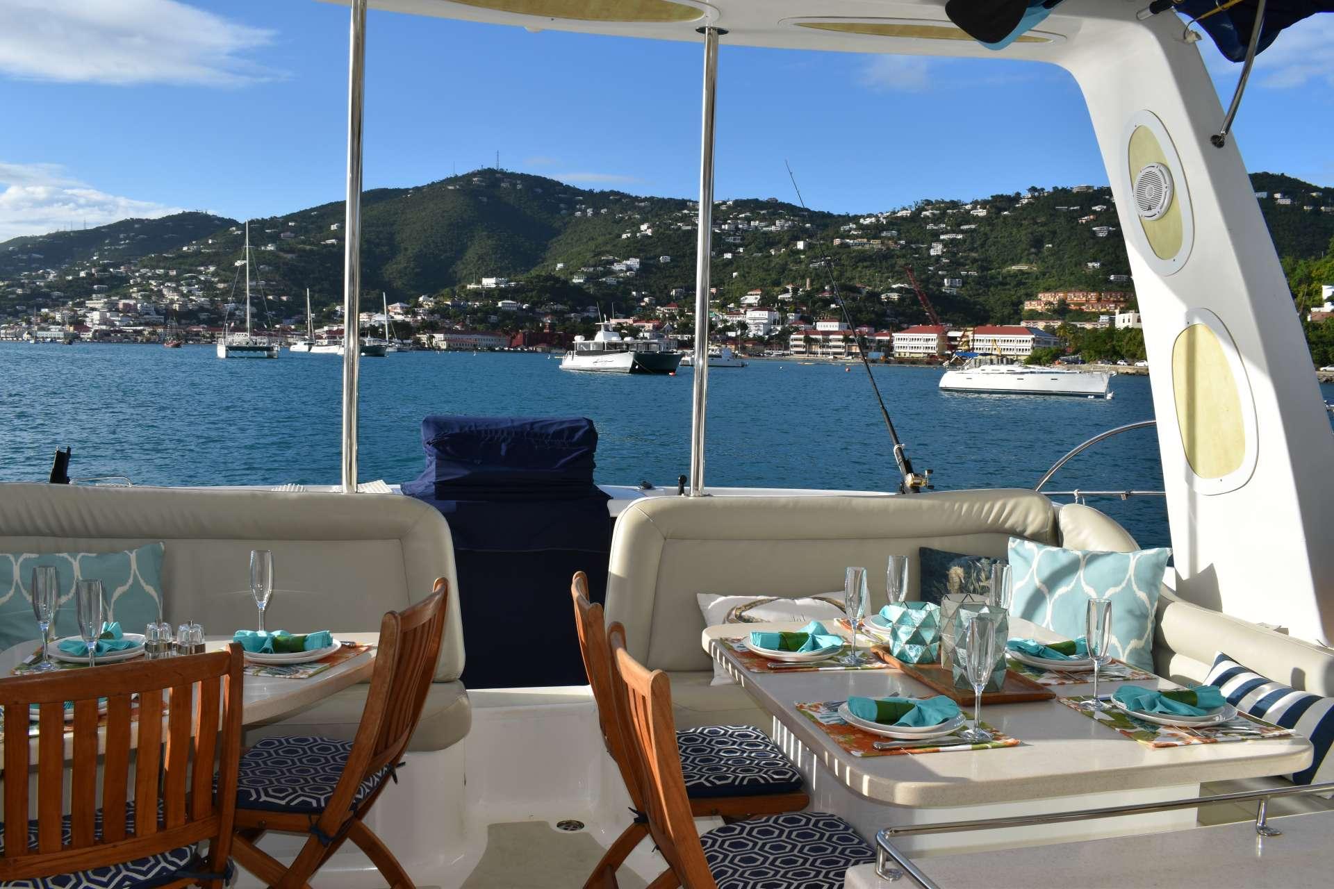 Sailing Yacht Ultima Life