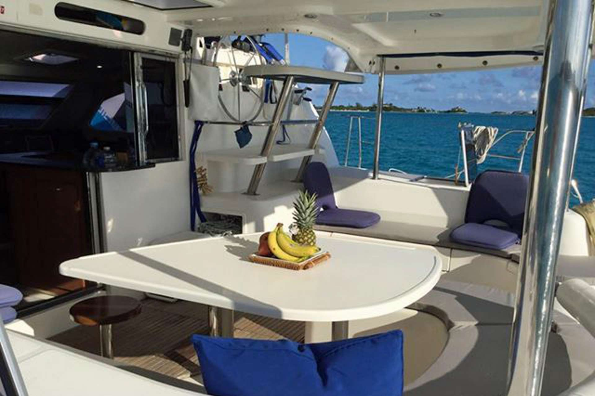 Sailing Yacht Destiny Iii