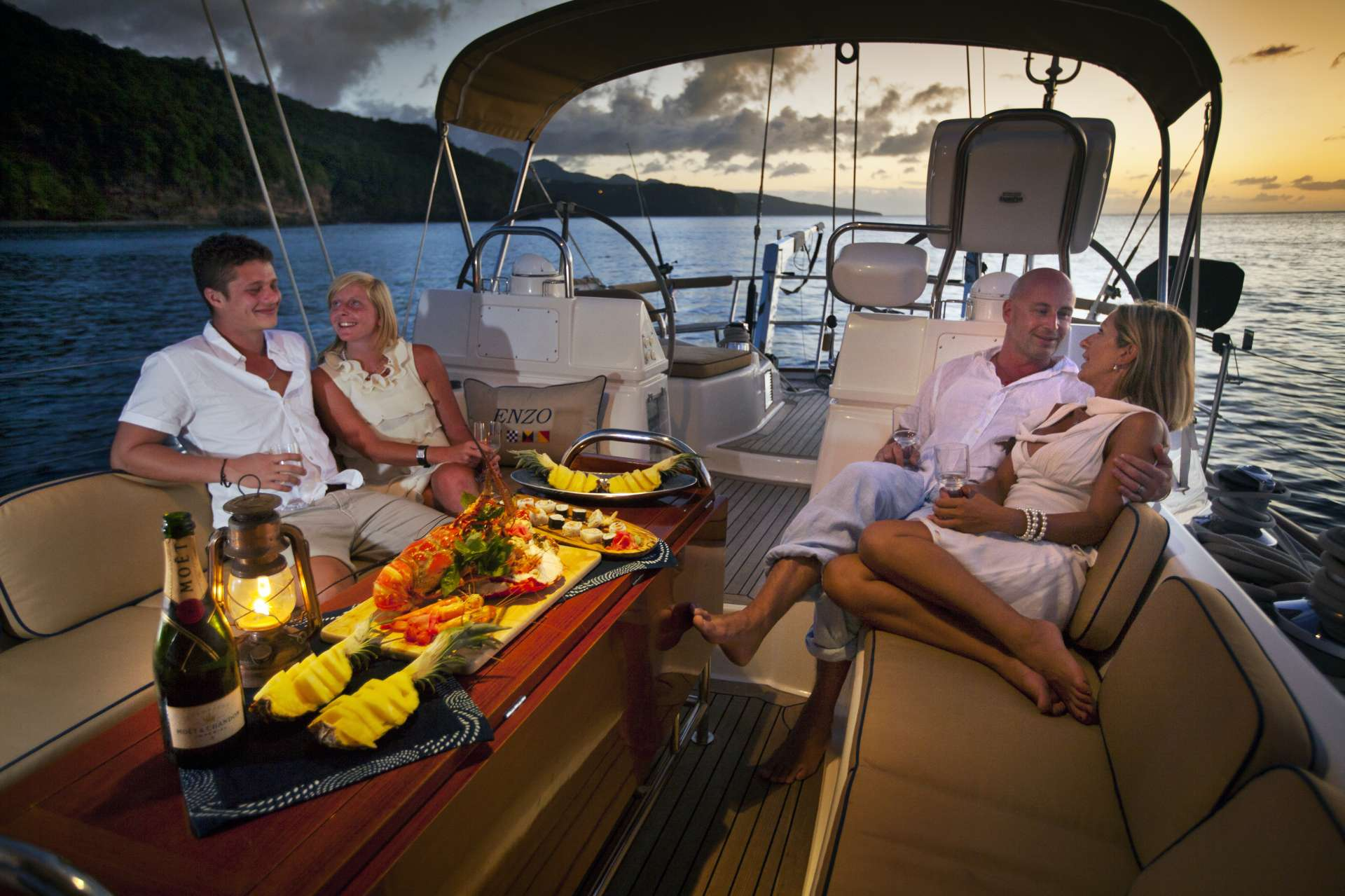 ENCORE yacht image # 3