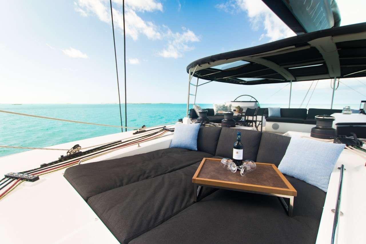 Catamaran Charter Mahasattva