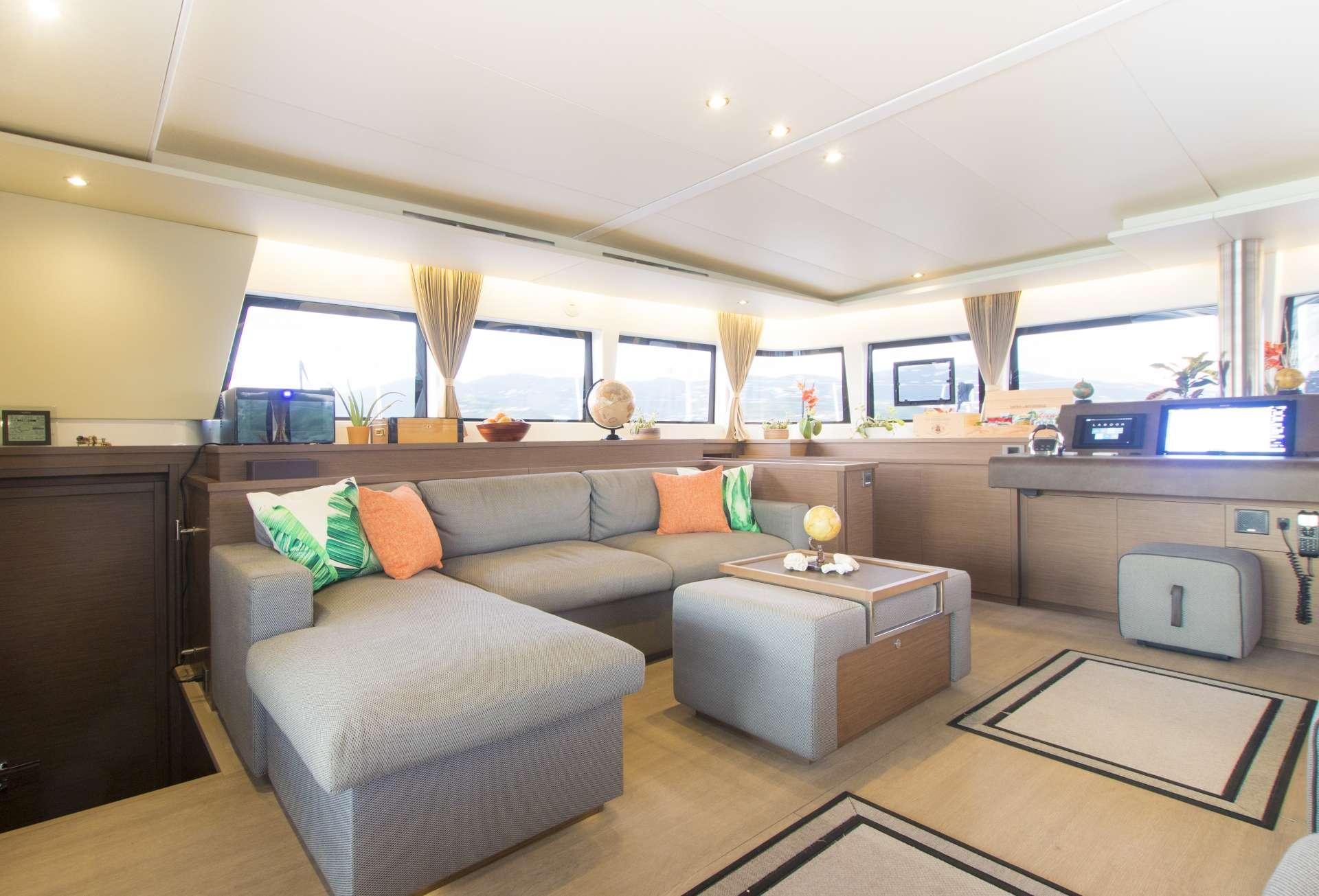 Yacht charter Mahasattva