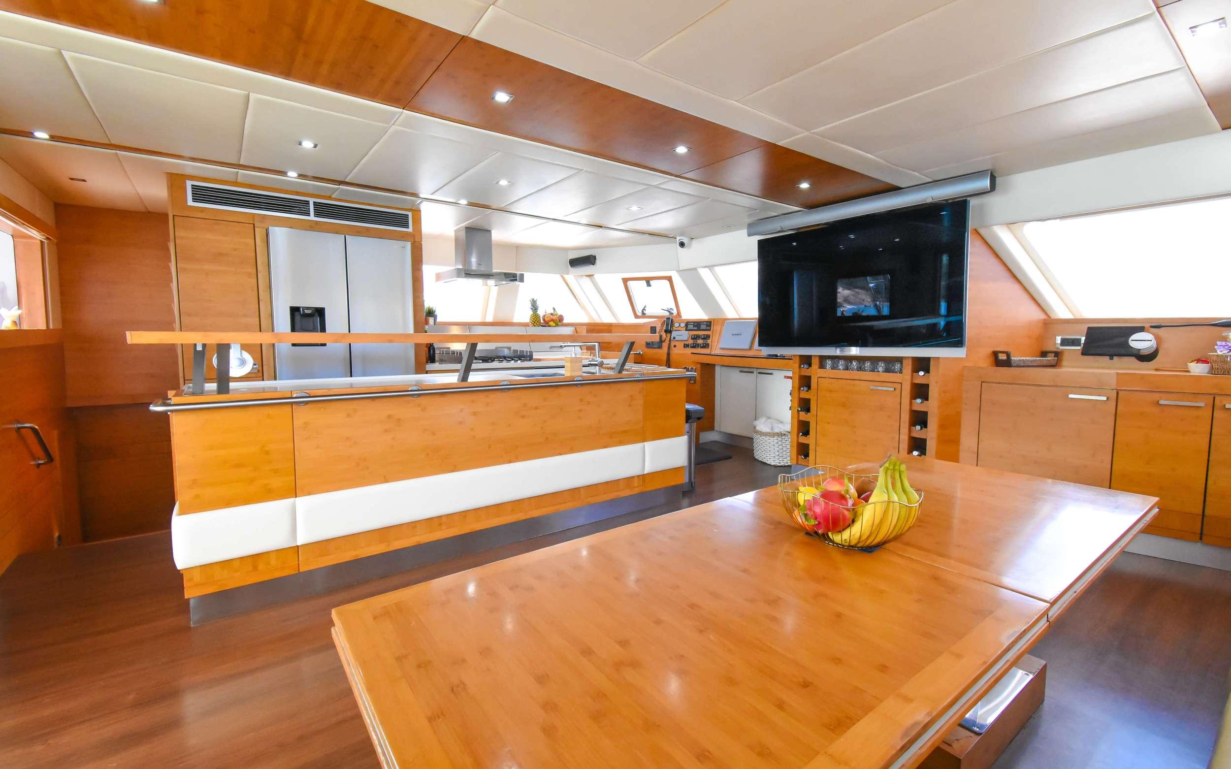 Catamaran Charter Excess