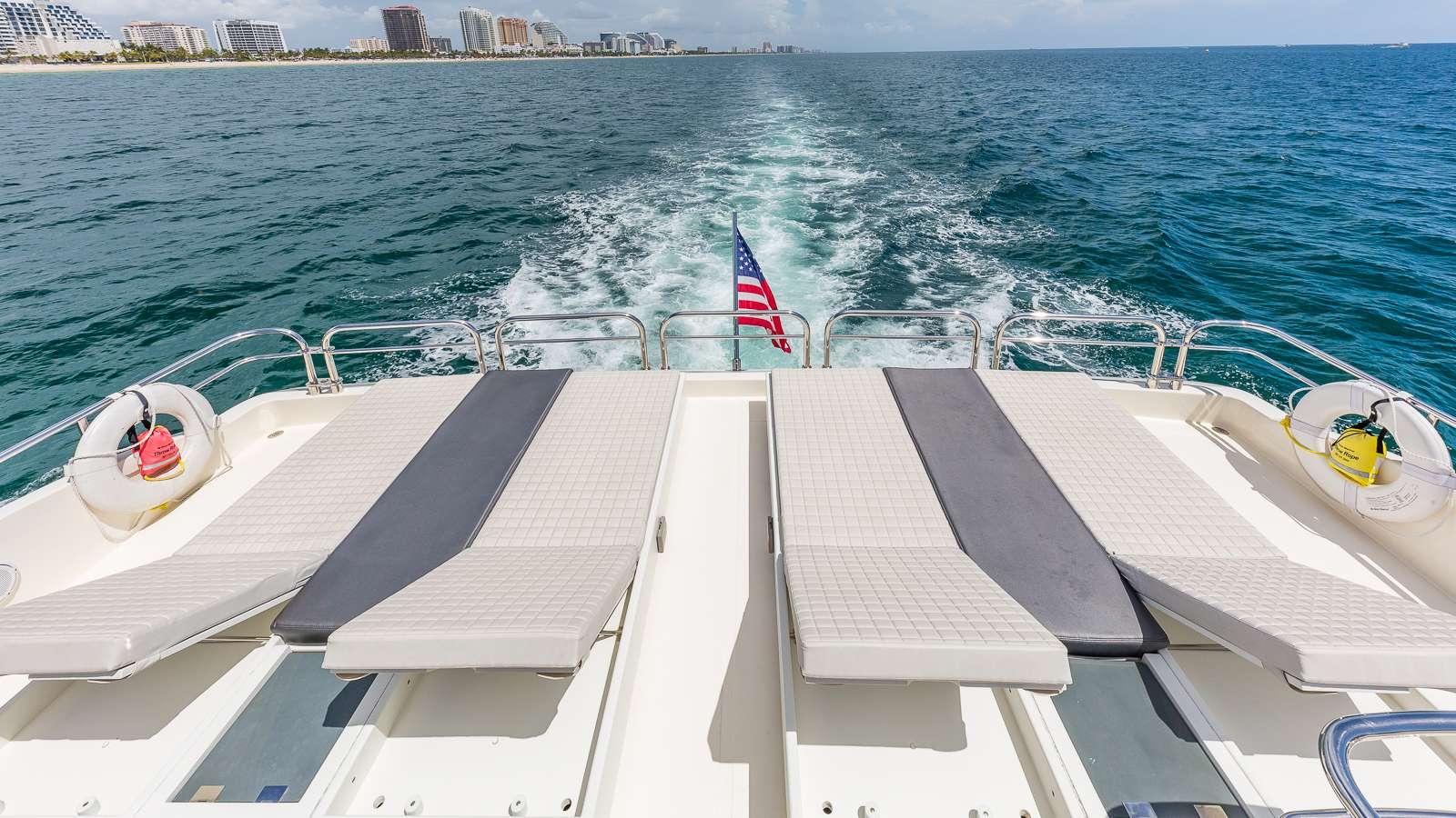 motor yacht Seaduction