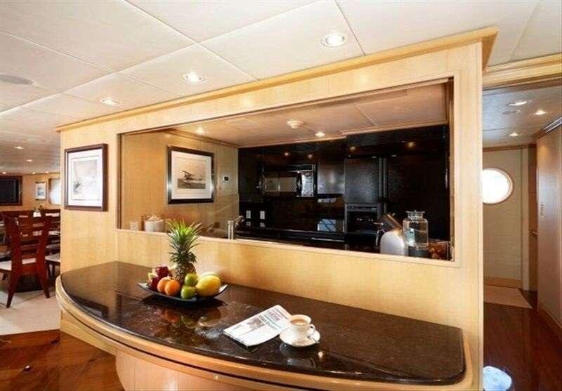motor yacht MAVERICK