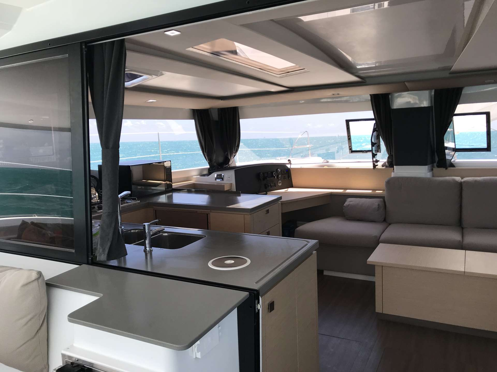 Catamaran Charter Eventually