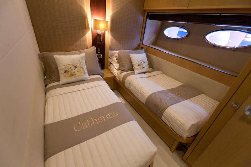 motor yacht CATHERINE
