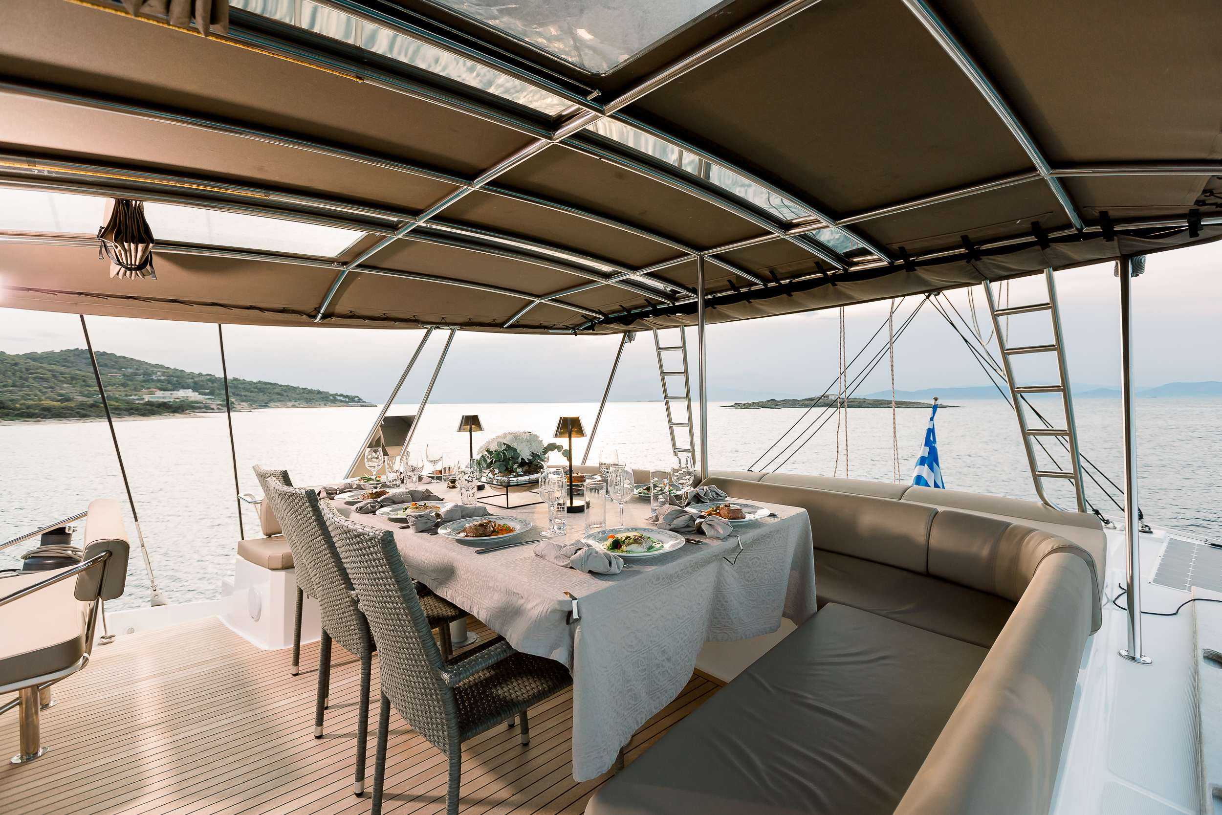 Sailing Yacht New Horizons 3