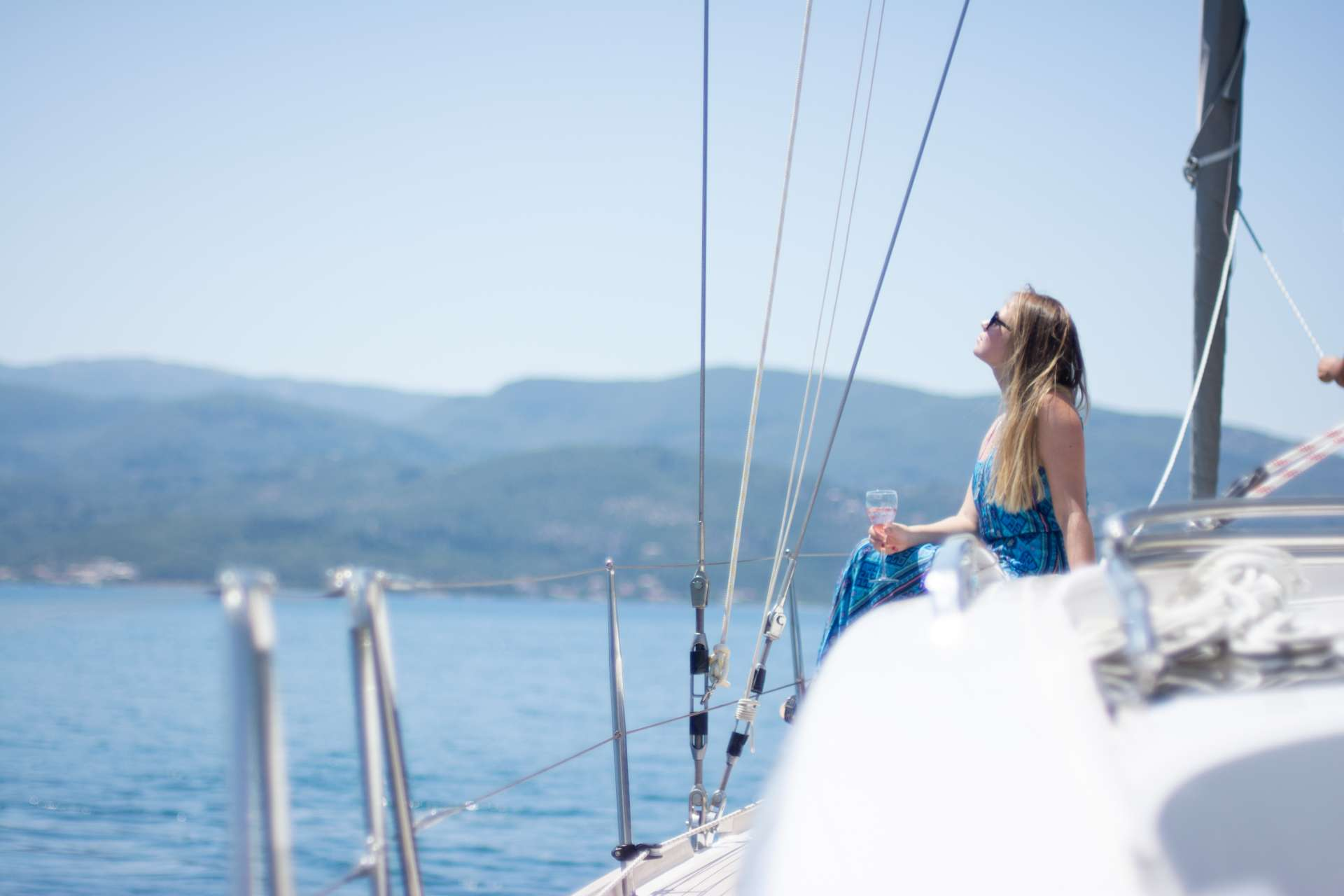 Relax on the bow