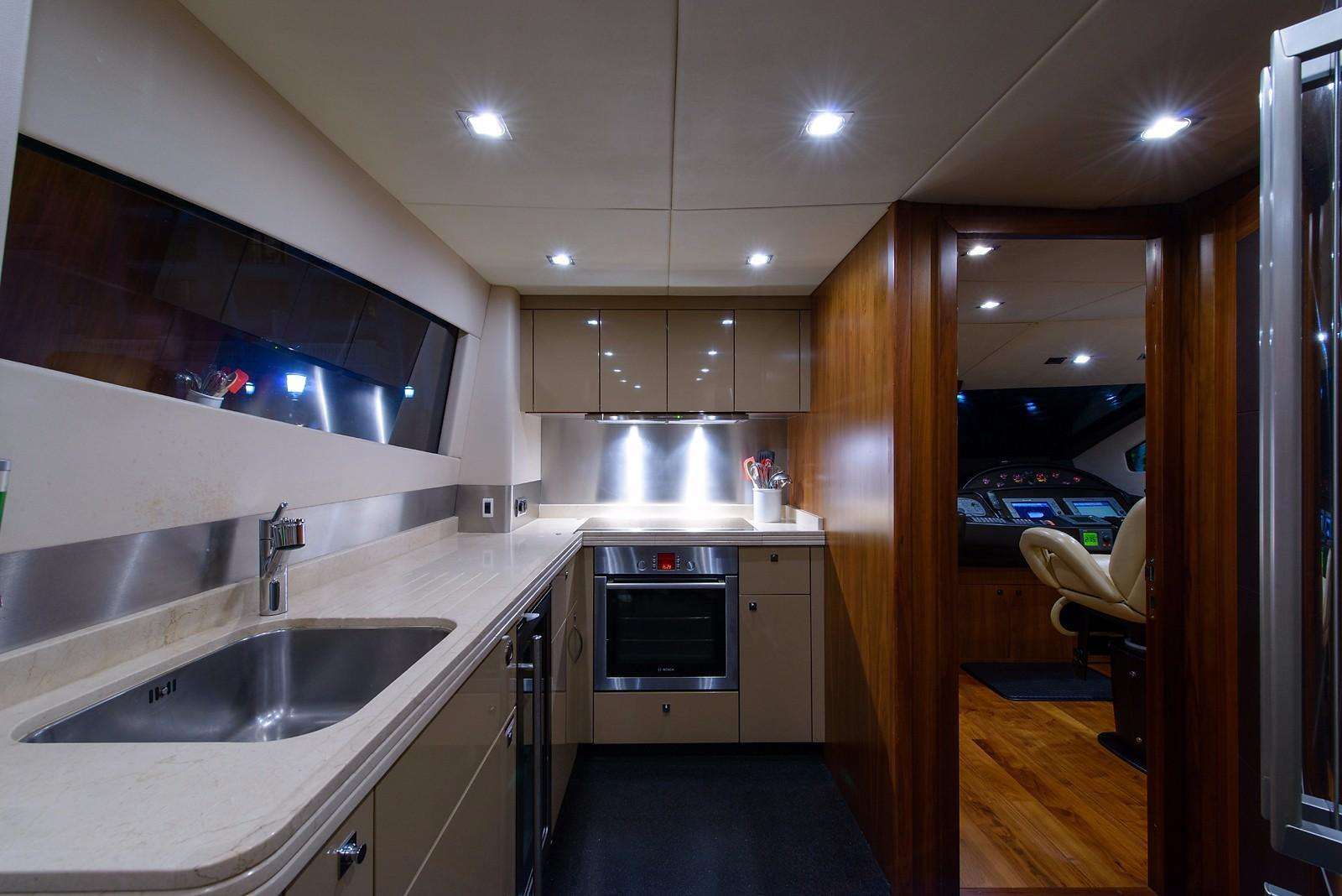 motor yacht Catalana