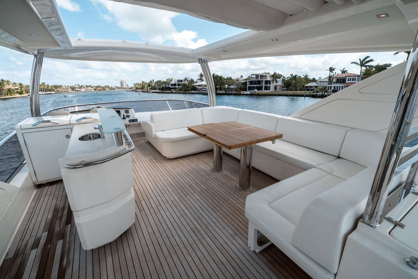 motor yacht Stay Cool