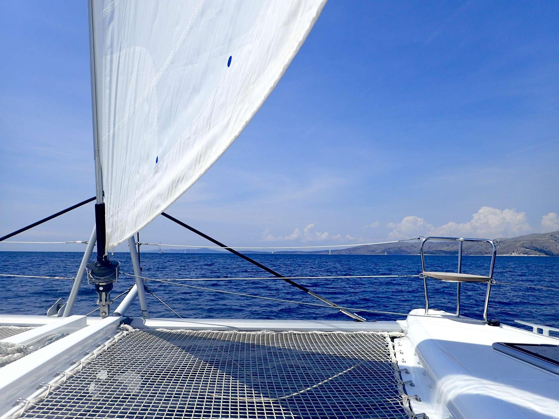 Catamaran Charter Arctic Prince