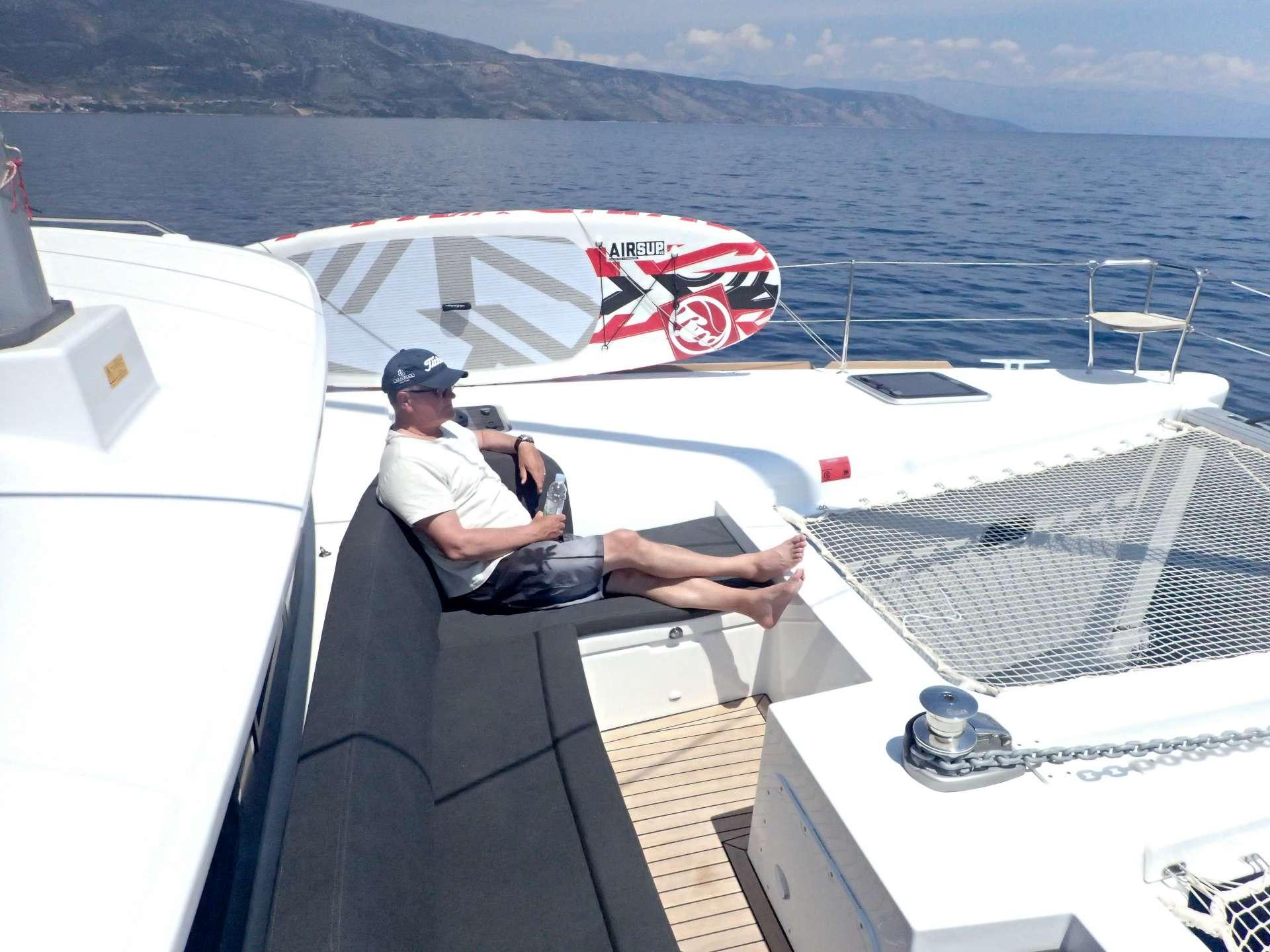Catamaran Arctic Prince