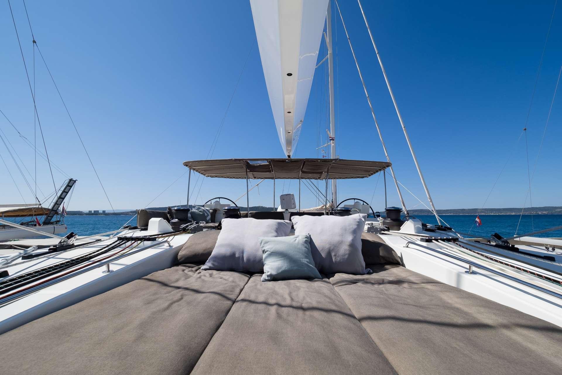 Sailing Yacht Twin