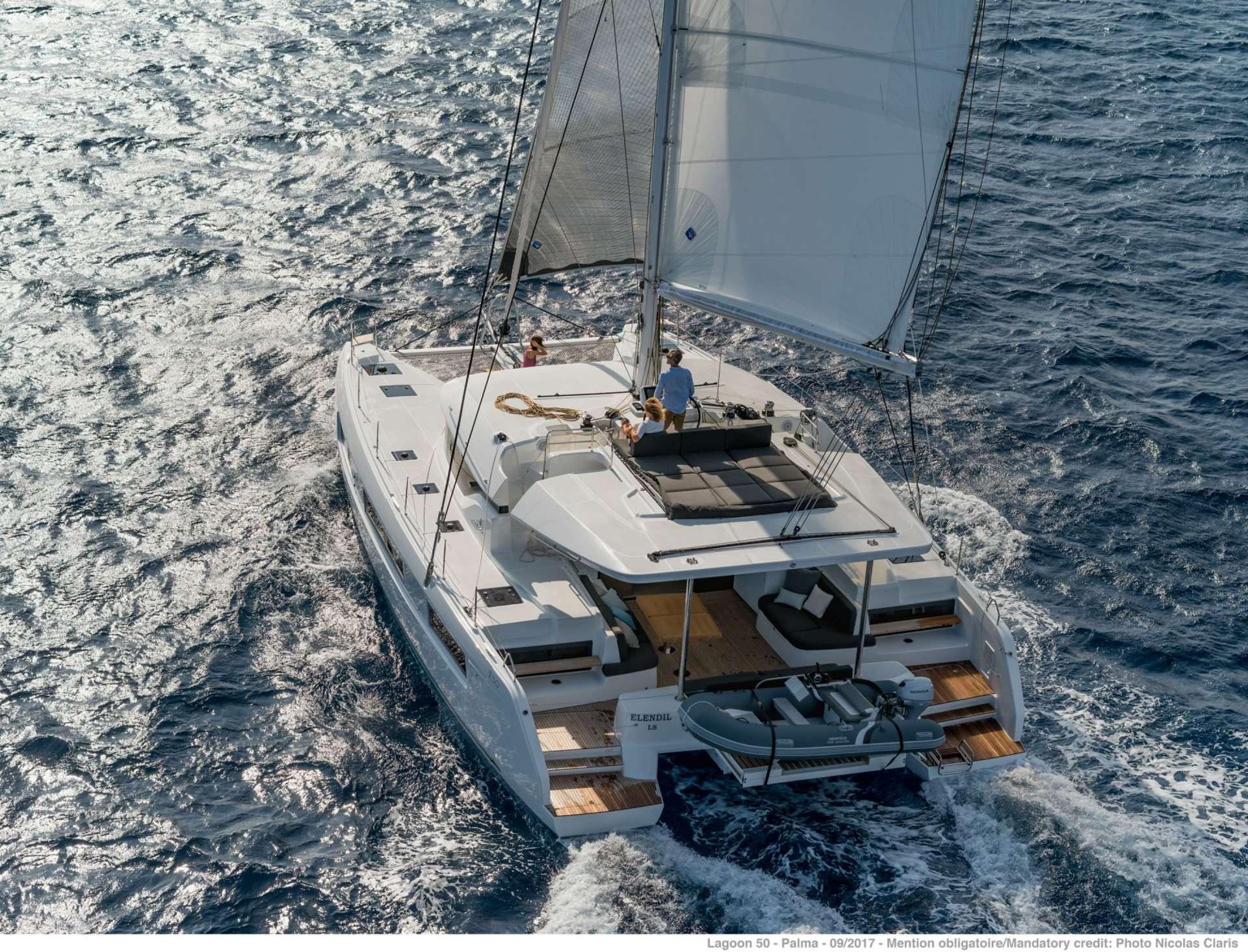 Catamaran Ohana