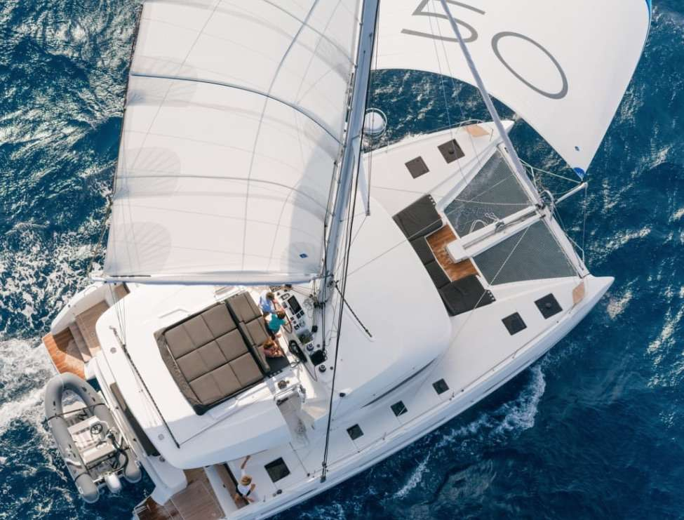 Sailing Yacht Ohana