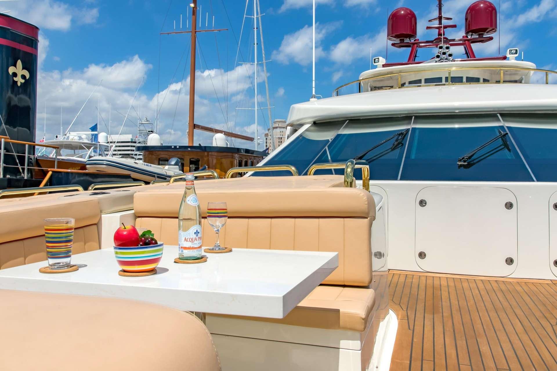 motor yacht Golden Touch II