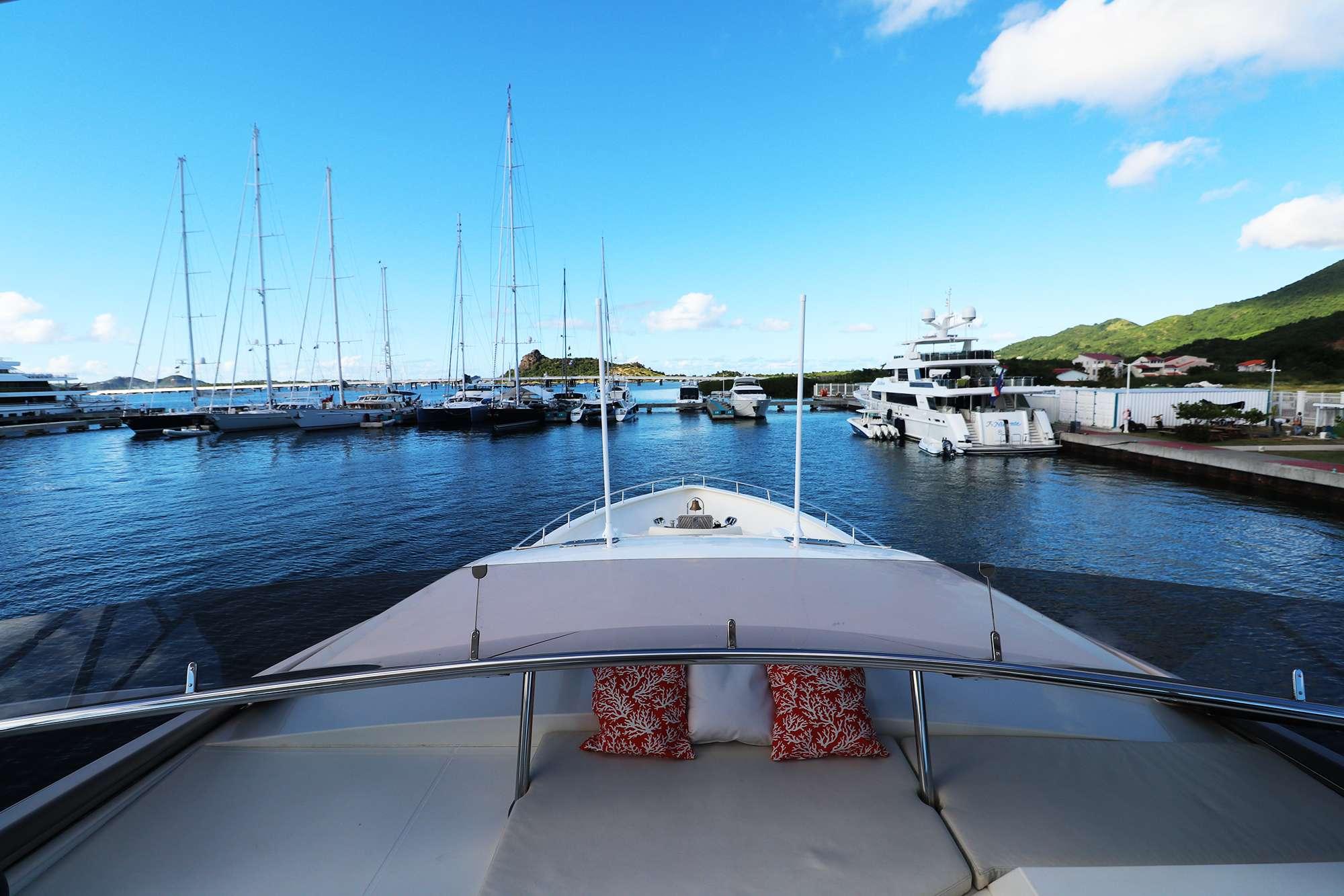 motor yacht ECLIPSE 114