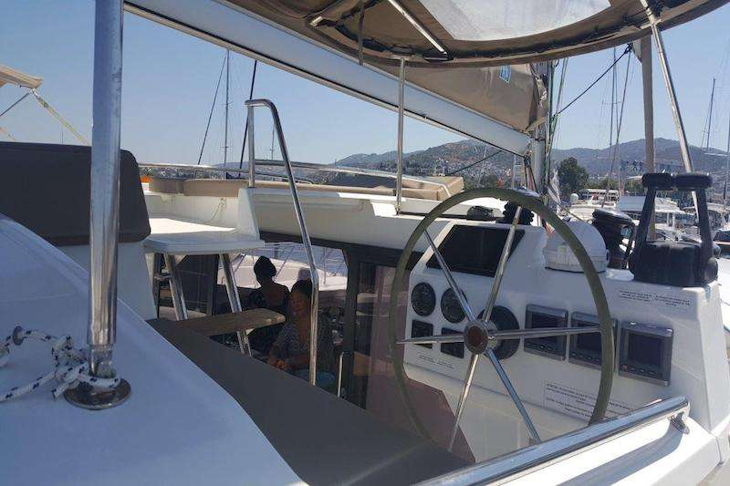 Catamaran Charter Trance Atlantic