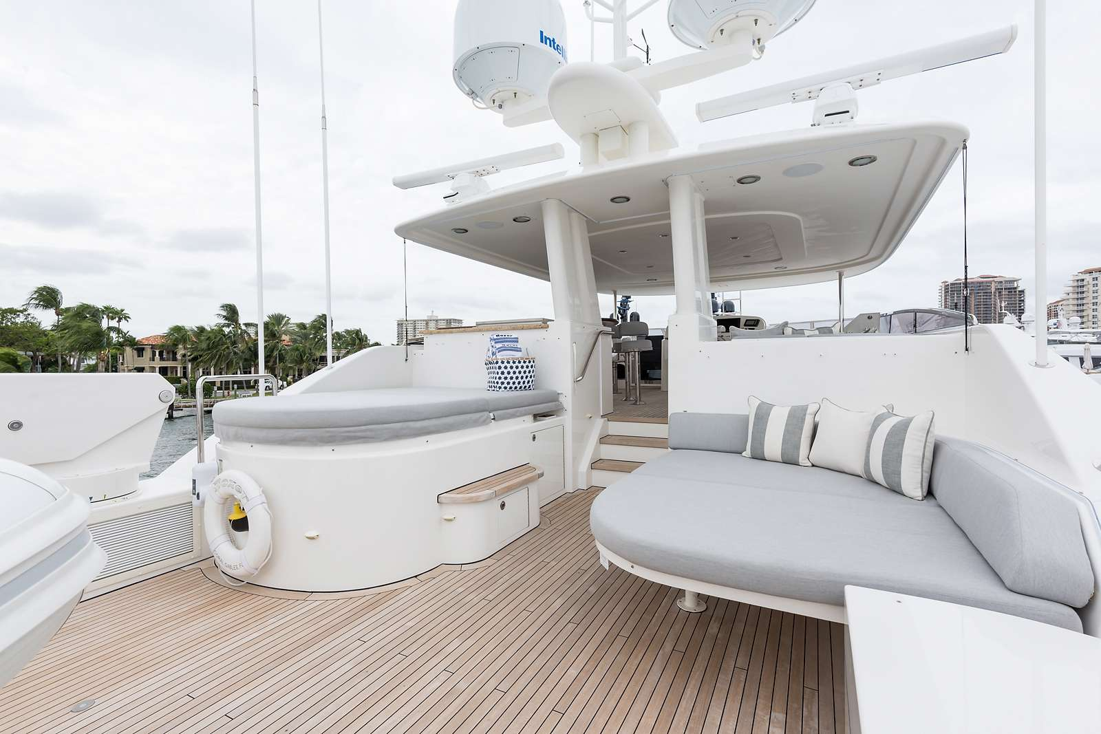 motor yacht Boxer